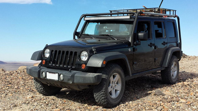 Jeep Service and Repair | Nline Automotive